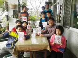 培養學生作文力 黃振裕寫《花園日記》做示範