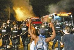 警又殺黑人! 北卡示威爆衝突