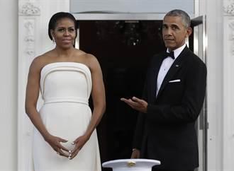 蜜雪兒爆 歐巴馬愛聽八卦和拍照沒耐心
