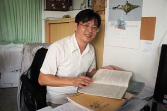 與眾不同!梅林國小老師黃振裕與學生寫日記17年