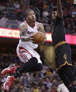 NBA》火箭把「麻煩」畢斯利送給公鹿