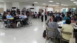 中市參與式預算豐原區住民會議 市民討論熱烈