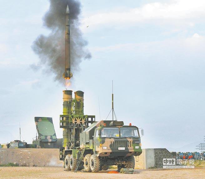 解放軍紅旗-9地對空飛彈。(取自鳳凰網)