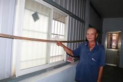 颱風又來!屏東羌園居民淹到怕:只能搬東西了