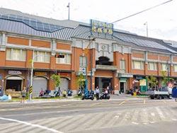 舊城新建設 建國市場復古風