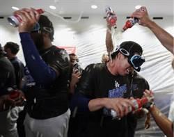 MLB》道奇再見轟封王 送別「道奇之音」