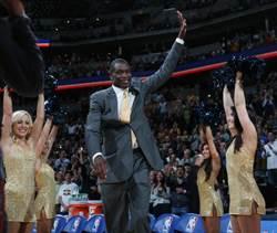 NBA》金塊開幕慶典 將退休穆湯伯球衣