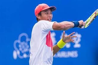 網球》中國成都公開賽 盧彥勳過頭關