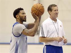 NBA》暫拋性侵疑雲 羅斯:我來幫甜瓜贏球