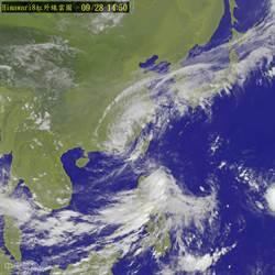 17:30 梅姬海陸警全解除 鄰近低壓恐影響台灣