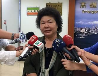半天假惹議 陳菊允颱風假以安全為重