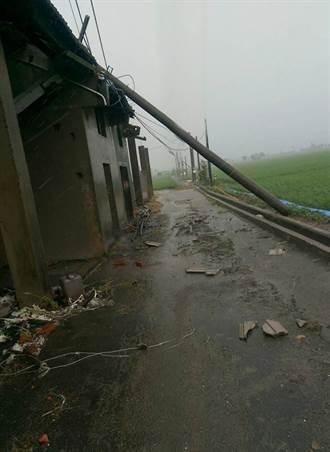 颱風過後災損  稅捐得申請減免