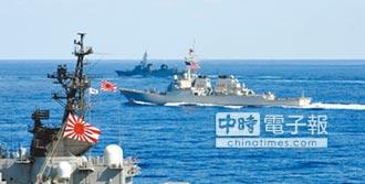 中國嚇阻奏效 日放棄巡弋南海