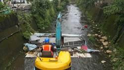 中市水利局積極災復 搶通249處農路與河道