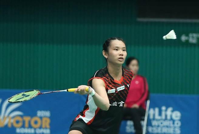 戴資穎在丹麥羽球公開賽晉級8強。(資料照/badminton photo提供)