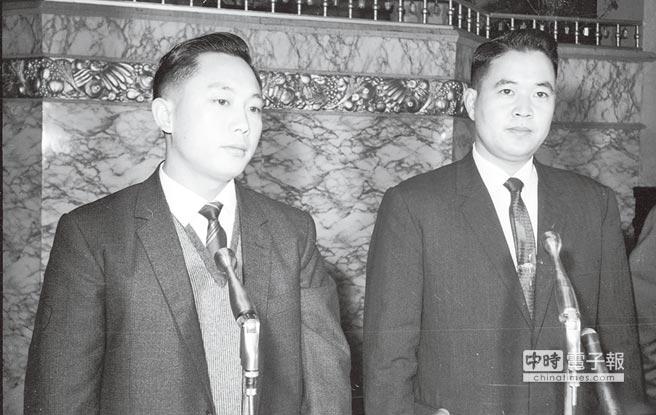李顯斌(右)、李才旺。(賴佑維翻攝)