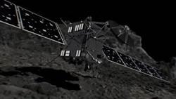 永別了 羅塞塔號彗星探測船墜毀倒數