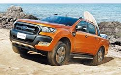 2017 Ford Ranger 搭載SYNC 3娛樂通訊整合系統