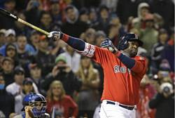 MLB》老爹慈善之夜 歐提茲致勝兩分炮打落藍鳥