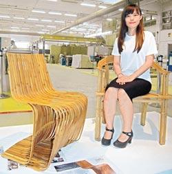 木竹材彎曲工法 大縮家具工期