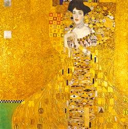 紐約「新藝術藝廊」特展 克林姆的畫中女 10年後重逢