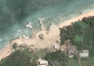 太平島神秘建築 是預警雷達還是飛彈系統?