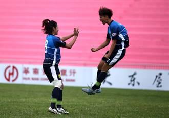 木蘭女足》新竹FC戰平花蓮台開 保住亞軍