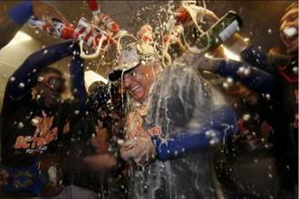MLB》大都會奪國聯外卡 連兩年闖季後賽