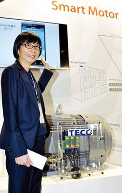東元首位女董座邱純枝 擅長數字管理
