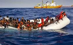 單日新高 義大利1天海上救起6千名難民