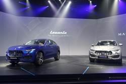 超跑休旅車 Maserati Levante 608萬在台開賣