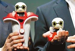 豐田Q版機器人 讓你不寂寞
