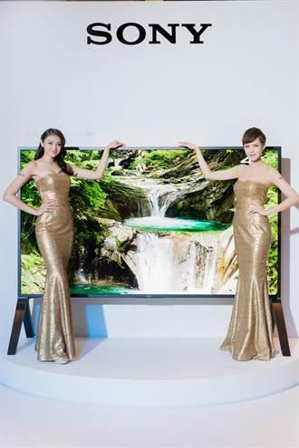 Sony BRAVIA液晶電視旗艦 Z9D系列登場
