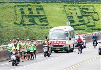 Home Run Taiwan路跑》「人生界外球」豐田國小少棒球員愛的加油