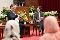 蔡總統:讓台灣成為伊斯蘭文化交流平台