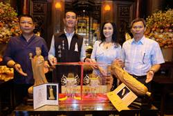 朝天宮媽祖領軍 10宮廟國慶日為台灣祈福