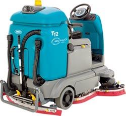 Tennant洗地機 高效率
