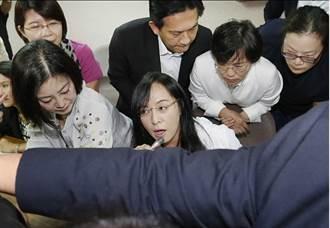 徐巧芯:看著不可能團結的在野黨 民進黨在偷笑