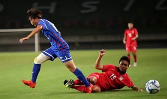 伊斯特拉盃 中華女足首戰1比5敗