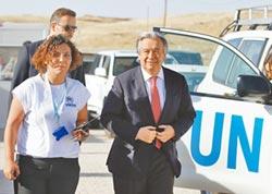 獲13票支持 葡萄牙前總理古特雷斯任聯國祕書長