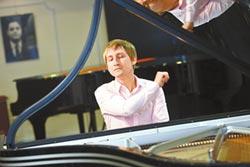 馬斯里夫柴賽金獎 誤打誤撞彈鋼琴