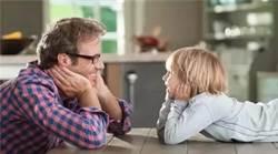 耶魯大學研究:爸爸帶大的孩子更容易成功