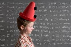 英媒揭示:孩子為何學會說謊