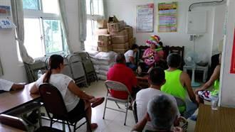 高雄市勞工局訓練就業中心為街友找回存在價值