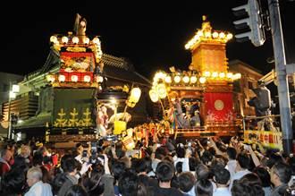 日本秋季慶典登場 搭鐵道玩東京近郊