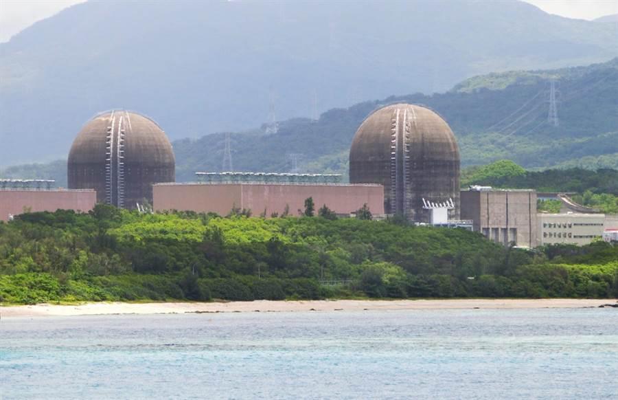 核三廠首次因7休1,延長大修作業時程。(周綾昀攝)