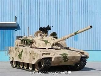 搶外銷大餅 陸VT-5輕型坦克首曝光