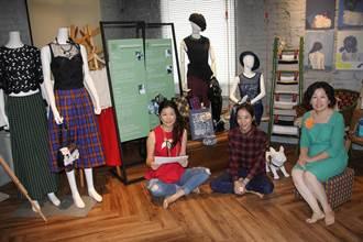 台南傳產結合情境藝術 推出「安平金小姐」6套服裝