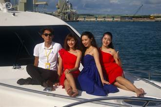 全台首艘豪華賞鯨遊艇 媲美海上皇宮