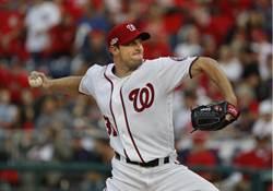 MLB》國民王牌投手薛爾瑟 表態願打經典賽